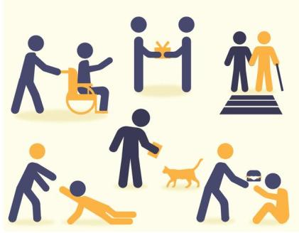 kindness-and-helping-others-icon-vector-pack